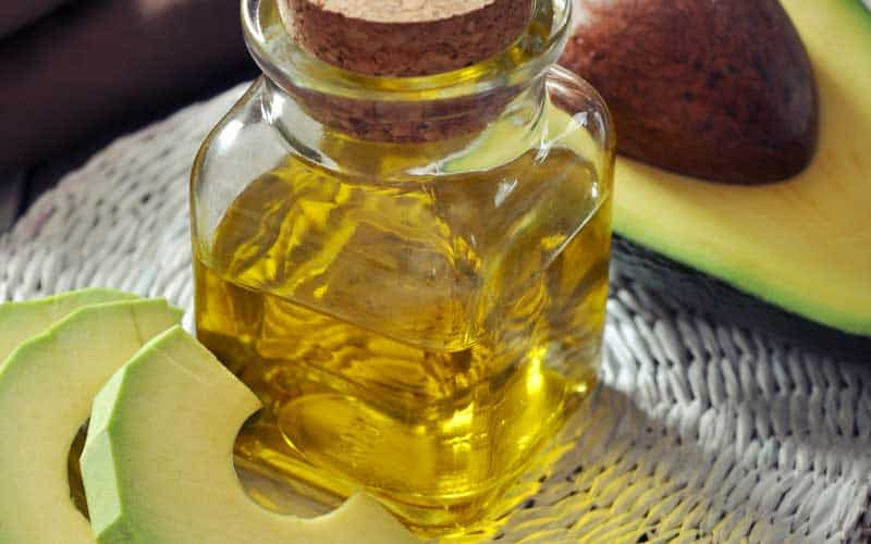 Avocado-Öl  –  100% organisch!