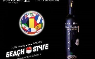 World Cup Russia 2018:  Public Viewing Solothurn